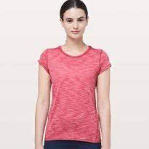 Another Mile Short Sleeve - Pink - Size 10/12